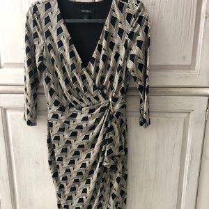White House Black Market Dress S 2 NWOT